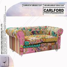 European living room sofas B026