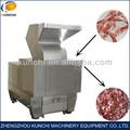 Chinês competitivo peixe/ovinos/frango/animal/avesdecapoeira triturador de ossos/osso congelado esmagamento máquina com preço razoável