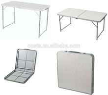 ALDI Alum camp table