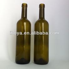 750ml wine bottles with screw cap closure