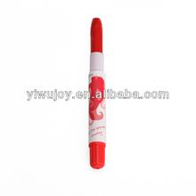 high quality ammonia free hair color pen, temporary effective bright colors hair dye hair pen