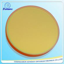 Infrared znse (Zinc selenide) windows