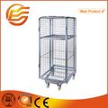 roll off de contenedores plegables de almacenamiento de metal roll off de contenedores para la venta