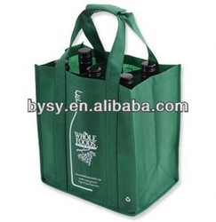 New Arrival eco-friendly small wine bag