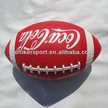 new design rugby ball custom american football UK019