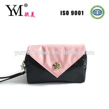Hottest!!!! China supplier hight quality designer pu handbags women clutch bags 2014