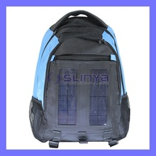 Travelling Solar Panel Bag For HTC Sony Blackberry Charger