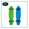 22'' Transparent Plastic Fish Penny Skateboard Mini Cruiser