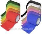CE/FDA Certification waterproof self adhesive elastic bandage wholesale!!