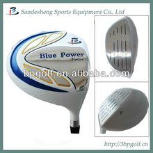 Junior golf club head driver