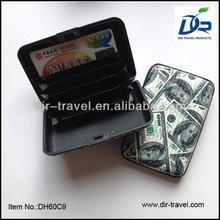 aluminum metal wallet DH60C9