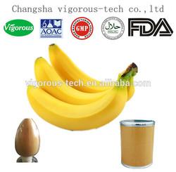 natural banana extract 4:1 10:1 powder/banana p.e.