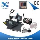 T shirt / T-shirt heat press transfer machine