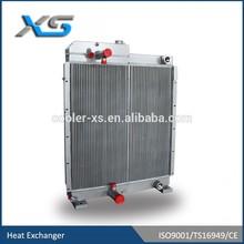 aluminum air to water heat exchanger