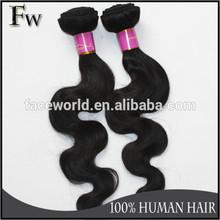 No tangle no shedding brazilian remy hair,5A grade remy brazilian hair