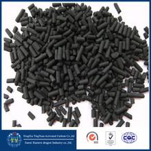 bulk Gas treatment chemicals gb standard activated carbon