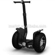 2 wheels self balance 2000w men electric bike with terrain tire