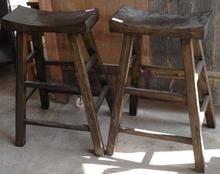 Antique oriental stool LWS005