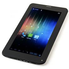 "7"" Tablet Phone call Support MKV(H.264 HP) AVI RM/RMVB FLV WMV9 MP47 inch Tablet PC-i-015"