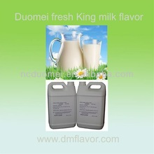 Fresh King milk flavour for bread and biscuit etc., halal bakery flavors