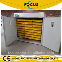 Focus group egg incubatorFSS-2112 egg incubator 2112 eggs