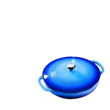 Centuries Enamel Cast Iron Casserole Italian Cookware