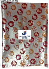 printed hamburger food wrap 28gsm paper with printing foil,aluminium foil fda