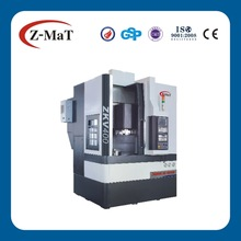 Linear guide way cnc vertical machine tools(C axis)