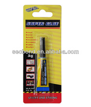 OEM super glue in 3g tube 1pc super glue