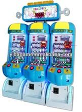 New amusement ticket redemption game machine/ arcade ticket game machine