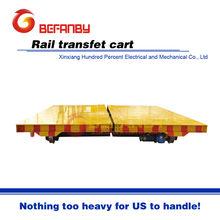 cement plant cargo handling electric platform truck