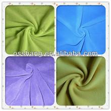 high quality polyester anti pilling polar fleece fabric with latest design