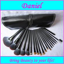 new arrival.Professional super Black 20 pcs natural makeup brush set / cosmetic brush set / wholesale artist paint brush