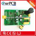 Rápido pcba pcb de perforación, en miniatura de placa de circuito, fr4 bordo, pc tablero de la disposición, junta de mora, luz de emergencia de placa de circuito