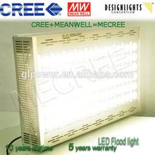 china led light 500w led par light/gas station led canopy lights