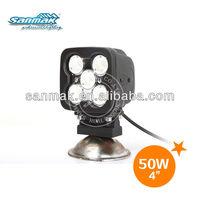 Small size cree 4 inch atv tracked vehicle led work light atv tracked lighting sm6801-50