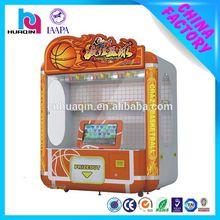 Popular new design video game vending machines crazy basketball