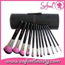 Sofeel 12pcs wonderful cosmetic brush set cup brush