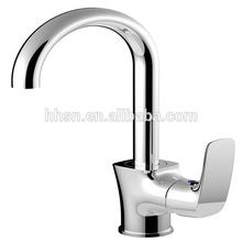 HH125152 Single handle long neck kitchen faucet