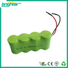 7.2v 2200man nimh cell rechargeable battery gp pack set by CE certification