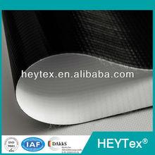 Heytex outdoor advertising hot grey back flex banner
