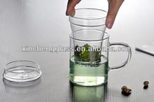 borosilicate glass tea maker