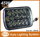 Hot sale 45W LED sealed beam for truck ,offroad cars ATV