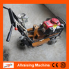 Thermoplastic Road Marking Paint Remover Equipment With Horizontal Rotation Gasoline Engine
