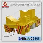 heavy load industrial steel coil transport railway trolley