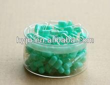 pharmaceutica China size 1# bulk bovine hard gelatin capsules empty capsule shell