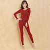 Seamless Spandex Women Thermal Underwear