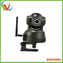 Wholesale MJPEG indoor hd wifi ip camera 10M night version with pen/tilt JW0008