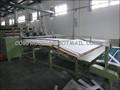 ligação térmica estofo de poliéster linha de produção