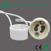 GU10 lamp holder base led lighting gu10 for low voltage halogen lamp